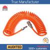De pneumatische Slang van de Lucht van Pu Spiraalvormige (8*5 6M)