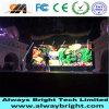Afficheur LED P6 polychrome de location d'intérieur mince superbe
