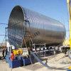 Gewundenes Gefäß, das Maschine für die Gruben-Ventilations-Leitung bildet Produktion bildet