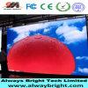 El panel de visualización comercial al aire libre del estacionamiento del alquiler P6.25 LED 500*1000