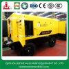 Compresor de aire montado acoplado del tornillo de las ruedas de Kaishan LGY-20/8G cuatro