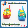 Het hete Verkopende Grappige Plastic Stuk speelgoed van de Walkie-talkie voor Jonge geitjes