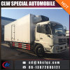 Dongfeng 4X2 10t-15t Carrier Reefer Truck Unit Cooling Box Truck