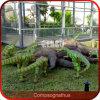 حديقة دينصور زخرفيّة دينصورات خارجيّ حيّة