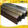 Het Borstelen Frame het van uitstekende kwaliteit van het Aluminium voor Venster en Deuren