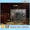 Gabinete de almacenamiento de plata al por mayor de muebles del hotel antiguo de la vendimia
