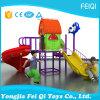 Diapositiva del jardín de la infancia, patio de los niños al aire libre, diapositiva, combinación del oscilación, equipo grande al aire libre del juego de la diapositiva del bebé