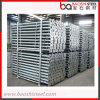 サポート足場システム鋼鉄調節可能な支注の支柱