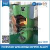 Macchina del saldatore dell'aggraffatura di resistenza elettrica per materiale di alluminio