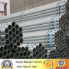 ERW Bs1387 Galvanized Steel Pipe