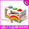Игрушки многофункциональной игрушки новых продуктов деревянные музыкальные для младенцев W07A117