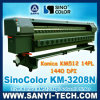 3.2m 1440dpi Km3208n Large Format DIGITAL Inkjet Printer
