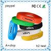 OEM Bracelet Flash Drive USB2.0, USB Memory Silicion Bracelet, USB 8GB Bracelet