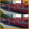 Drapeau de maille de la publicité extérieure Digital de construction (UTE-M0731)