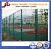 Heiß-Eingetauchter galvanisierter hohe Sicherheits-Sportplatz-Zaun