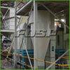 Línea de granulación segura del polvo de carbón de la certificación de la estructura Ce/ISO
