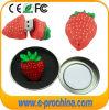 최신 판매 딸기 디자인 USB 기억 장치 지팡이 펜 디스크 섬광 드라이브 (EG301)