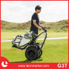 Vagone per il trasporto dei lingotti elettrico di golf