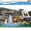 Напольное большое оборудование скольжения воды детей (M11-04702)
