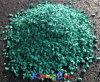 Granule en caoutchouc coloré d'EPDM (vert KE02)