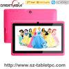 PC Android 4.4 Dual Camera Bluetooth 3000mAh Battery de 7  A23 Dual Core Tablet