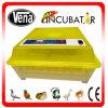L'incubateur d'oeufs de ménage peut les oeufs des avoirs 48/petit incubateur d'oeufs des oeufs Incubator/Bird de poulet