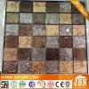 Interior decoración de la pared de cristal de oro mosaico de vidrio (G848013)