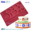 Силикон Gum Paste Mat для Cake Decoration