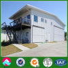 Steel prefabricado Structure Aircraft Hangar Buildings con Double Floor Office