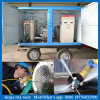 Matériel à haute pression de nettoyage de canalisation d'échangeur de chaleur de nettoyeur de conduite d'eau