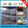 Pegamento a base de agua de acrílico del pegamento piezosensible de la alta calidad