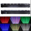 8*10W RGBW LED Beam Moving Bar Light
