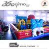 Campo de jogos inflável do gato azul (BMAP53)