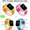 Écran LCD 0,96 '' Écran GPS pour enfants avec appel Sos pour le Cal. D'urgence