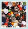 Tecla de couro de /Plastic Button/Imitation da tecla de /Metal da tecla da resina
