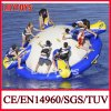 PVC caldo Inflatable Floating Water Saturno Rocker Toy di Sale Platone per Commercial Use