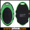 최고 최신 5000mAh는 태양 전지 전화 충전기를 방수 처리한다