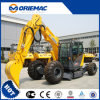 Precio bajo XCMG de la alta calidad excavador hidráulico Xe150W de la rueda de 15 toneladas