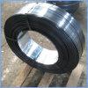 パッキング使用法のための黒い金属の鋼鉄結合ストラップ