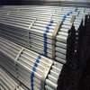 Dipping caldo Galvanized Steel Pipe in Building Construction
