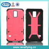 2en1 Selling caja del teléfono celular caliente para el iPhone 5 / 5s
