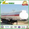 58000 liter 4 de Aanhangwagen van de Tank van de Brandstof van Assen