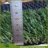 Gazon artificiel d'herbe de regard d'horizontal normal de vert