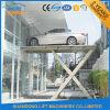 Máquina de elevación del coche hidráulico con CE