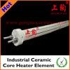 Elemento de cerámica industrial del calentador de la base