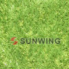 운동장은 옥외 양탄자 발코니 매트 인공적인 잔디를 네모로 한다