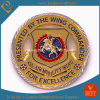 Zoll USA Challenge Coin mit Two Tone Plated (JN-E014)