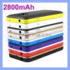 2800mAh external Battery Charger Cas pour Samsung Galaxy S5