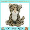 Jouet mou et bourré superbe de léopard de peluche