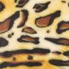 Tijger-patroon Kunstleder voor Schoenen en de Handtassen van de Dame (0718-28)